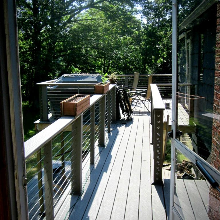 Homecrafters - Deck - Diamond Piers